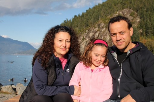 Sarina Corsi Family in BC photo 3